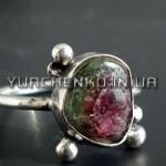 Кольцо с натуральным камнем ручной работы