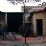 Кованое дерево, выполненное по эксклюзивному эскизу