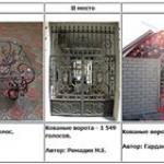 Кузнечный конкурс от «Ажурстали»