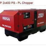MOSA DSP 2x400 PS - мощь резки и изящество сварки
