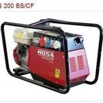 MOSA TS 200 BS/CF - краткий обзор сварочного генератора