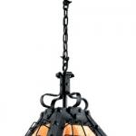 Кованая лампа