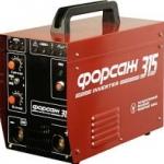 """Сварочный аппарат """"Форсаж-315"""" - незаменимый инструмент для ручной сварки"""