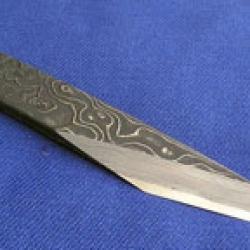 Японская сталь изготавливается по старинным технологиям