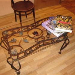Кованая мебель – это звучит надежно!