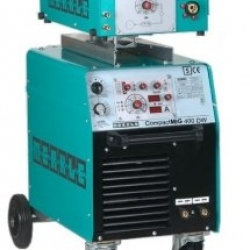 Merkle CompactMIG 400 DW - работайте с комфортом