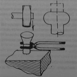 Операции ковки - часть 5. Высадка