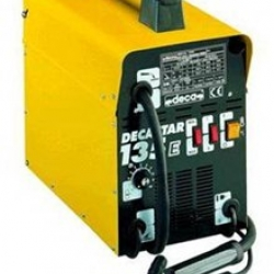 Полуавтоматический аппарат для сварки металлов DECASTAR 135E No Gas/Mig Mag