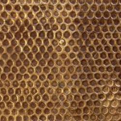 Химически обработанная кованая металлическая поверхность